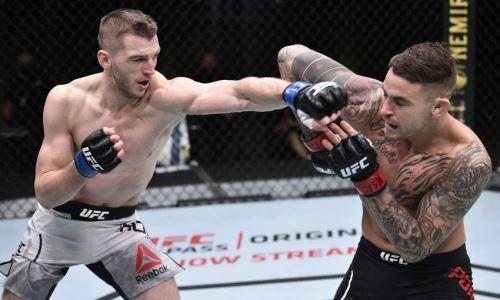 Опубликованы гонорары участников турнира UFC on ESPN 12