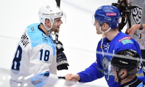 Несостоявшийся соперник «Барыса» в плей-офф КХЛ изменил планы перед новым сезоном