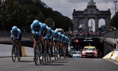 «Астана» официально подтвердила свое участие в виртуальной гонке «Тур де Франс»