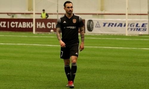 «Ордабасы» сенсационно проиграл дома «Шахтеру» в матче с двумя удалениями