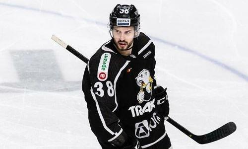 Клуб конференции «Барыса» в КХЛ согласовал контракт на три сезона с чешским форвардом