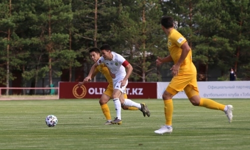 Полузащитник «Тобола» вошел в ТОП-7 рекордсменов Премьер-Лиги
