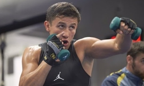 «Будет жечь». Фанатам бокса рекомендует адскую тренировку Головкина. Видео
