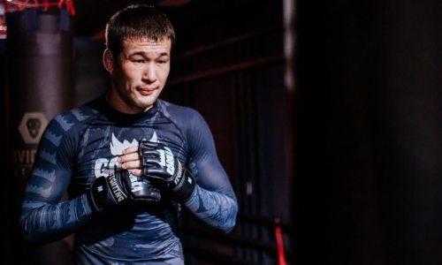Казахстанский файтер Шавкат Рахмонов снялся c турнира UFC. Известна причина