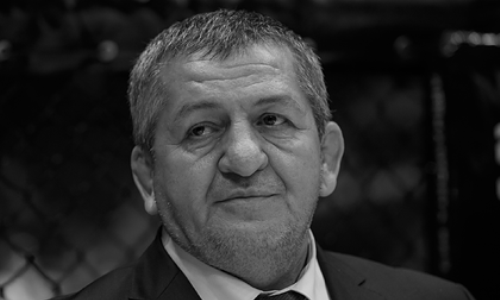 Отец Хабиба Нурмагомедова умер после коронавируса