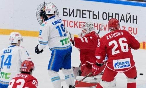 Стали известны подробности снятия соперника «Барыса» со следующего сезона КХЛ