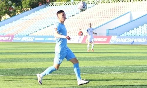 Тимур Мульдинов забил свой юбилейный гол в Премьер-Лиге
