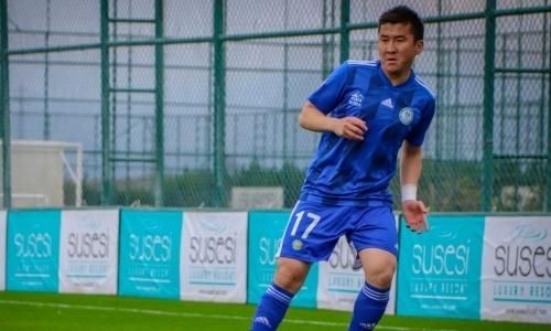Защитник «Ордабасы» вошел в ТОП-7 рекордсменов клуба