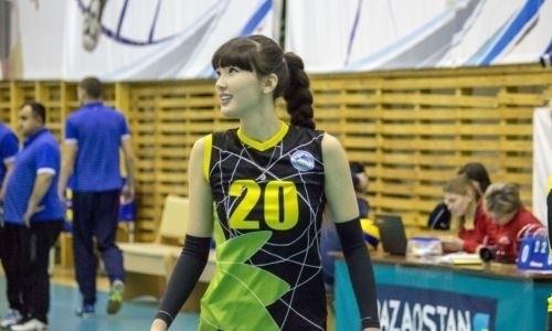 Сабина Алтынбекова подписала контракт с итальянским клубом