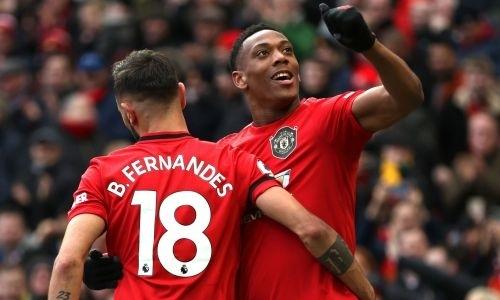 Прямая трансляция матча АПЛ «Манчестер Юнайтед» — «Борнмут»