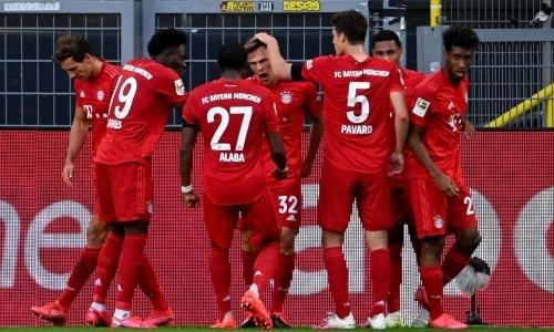 Прямая трансляция финала Кубка Германии «Байер» — «Бавария»