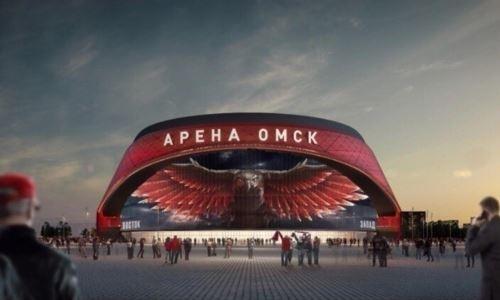 Принципиальный соперник «Барыса» в КХЛ опубликовал видео с открытия строительства своей новой арены