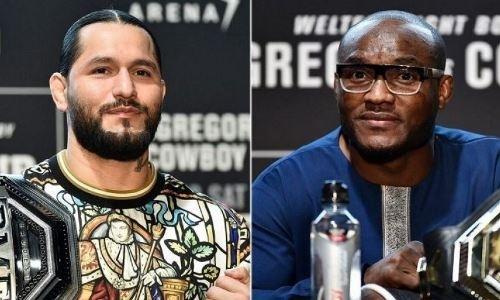 Обладатели двух титулов UFC сразятся в главном бою вечера с дебютом казахстанца Жумагулова