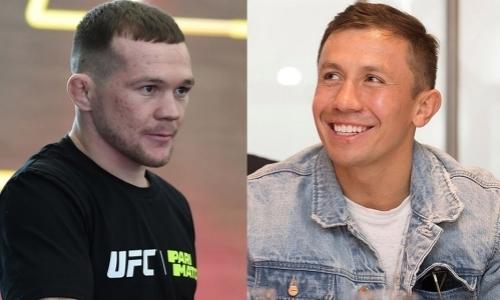 Головкин отправил личное сообщение российскому претенденту на титул UFC и получил ответ