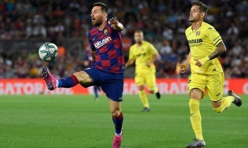 Прямая трансляция матча Ла Лиги «Вильярреал» — «Барселона»