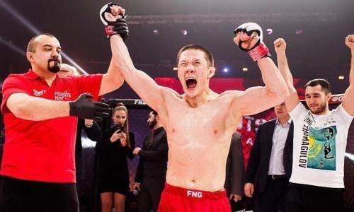 Стало известно, где казахстанцам смотреть дебютный бой Жалгаса Жумагулова в UFC