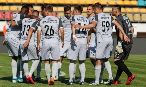 Самый казахстанский клуб Беларуси обыграл минское «Динамо»