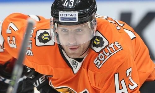 Клуб конференции «Барыса» в КХЛ расстанется с чешским хоккеистом