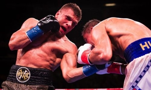 Сондерс озвучил размер гонорара Деревянченко за бой с «Канело» в сравнении с поединком против Головкина
