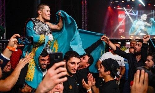 «Дерусь не ради денег». Жалгас Жумагулов о своем дебюте в UFC, сопернике, смерти отца Хабиба и пандемии коронавируса в Казахстане