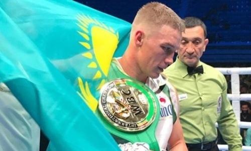 «Мечты сбываются». «Казахский король» вспомнил, как стал чемпионом WBC
