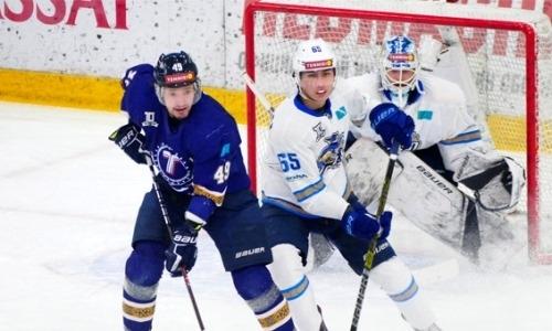 Обнародовано расписание предсезонных игр казахстанских клубов ВХЛ