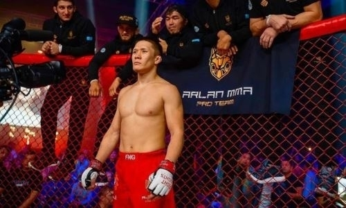 «Начинается неделя боя». Жалгас Жумагулов вышел из карантина на «Бойцовском острове» перед дебютом в UFC