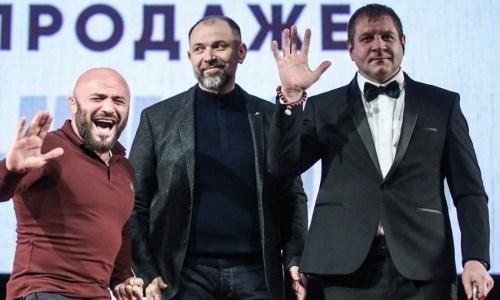 Бой Александр Емельяненко — Магомед Исмаилов официально перенесли