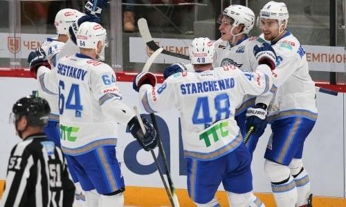 «На пике формы». Озвучена вероятность переноса старта сезона КХЛ ради «Барыса»