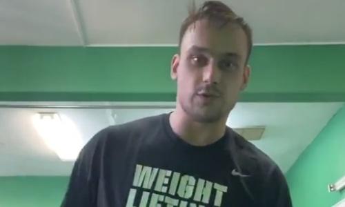 Тяжелоатлет Илья Ильин рассказал о своем состоянии и почему он попал в больницу