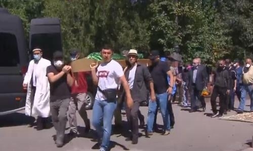 В Алматы простились с мэтром спортивной журналистики Диасом Омаровым