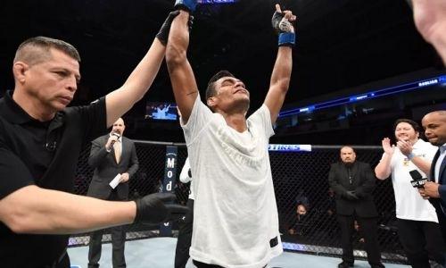 Тренер соперника Жалгаса Жумагулова по дебютному бою в UFC заразился коронавирусом