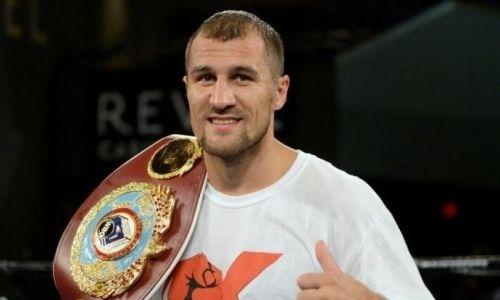Ковалев рассказал, о чем мечтал в начале своего пути в боксе