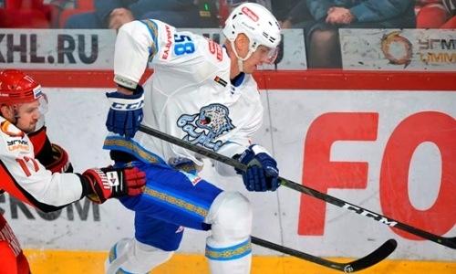 Хоккеист «Барыса» Виктор Сведберг назвал единственный минус жизни в Казахстане