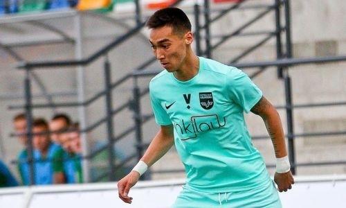 Казахстанский форвард помог зарубежному клубу одержать выездную победу