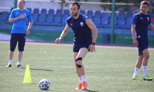 Нападающий снявшегося с турнира КПЛ клуба подписал контракт в Израиле