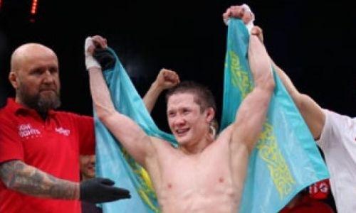 «Бегать не собираюсь». Жалгас Жумагулов поделился планом на дебютный бой в UFC