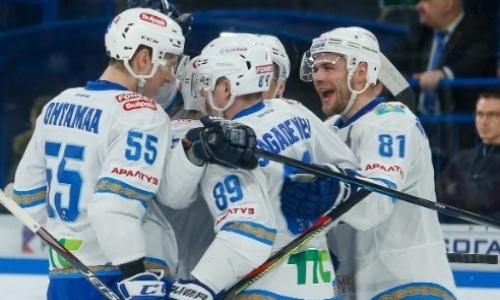 «Барыс» представил одного из лучших новичков прошлого сезона КХЛ