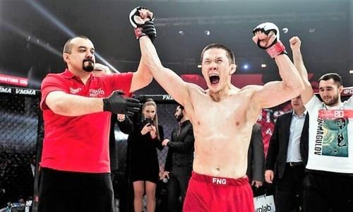 Секундант Жалгаса Жумагулова оценил его готовность к дебютному бою в UFC