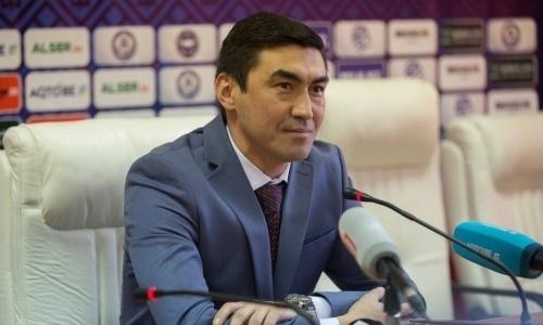 Самат Смаков высказался о неприятном эпизоде карьеры, кризисе в «Актобе» и перспективах возглавить сборную Казахстана