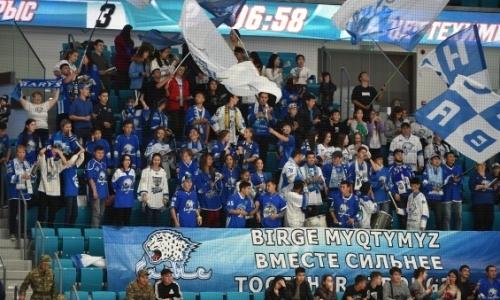 «Барыс» будет играть домашние матчи КХЛ в России?