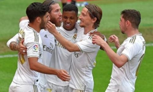 Прямая трансляция матча Ла Лиги «Реал» — «Алавес»