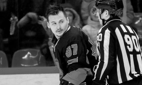 В 23 года ушел из жизни бывший хоккеист «Сарыарки»