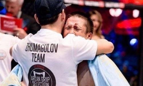 Отменят ли дебютный бой Жумагулова в UFC из-за провала взвешивания его соперника