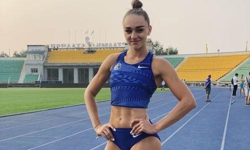 «Не только Алтынбекова». Прекрасная казахстанская легкоатлетка восхитила зарубежное СМИ