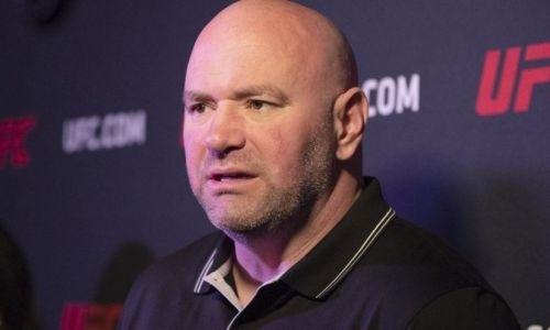 «Это ненормальное поведение». Президент UFC прокомментировал поступок бойца, ударившего в ресторане пожилого мужчину