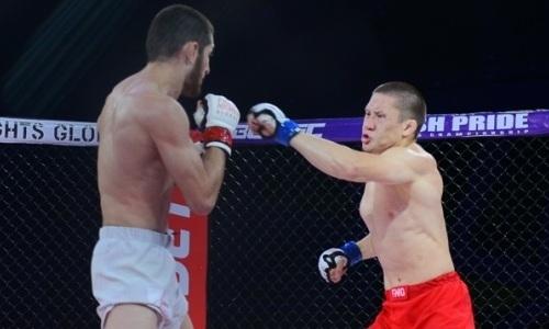 Жалгас Жумагулов сделал заявление о реванше с бойцом из команды Хабиба Нурмагомедова в UFC