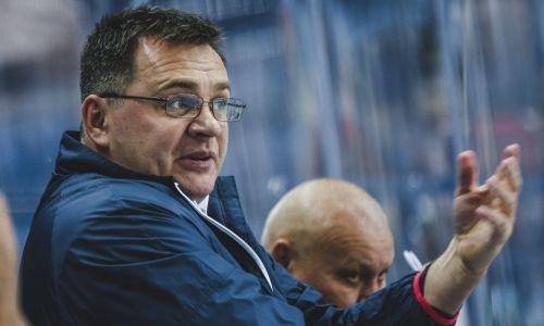 Бывший главный тренер «Барыса» Андрей Назаров вошел в спортивно-дисциплинарный комитет КХЛ