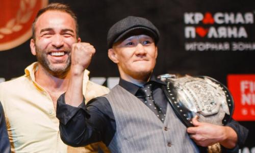 Камил Гаджиев: «Не думаю, что для Жалгаса дебют в UFC будет сложным»