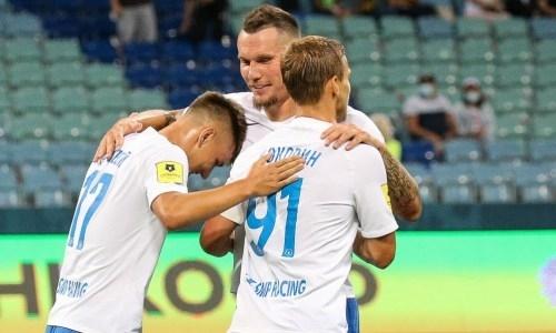 Клуб казахстанца благодаря автоголу победил московский «Спартак» в матче РПЛ